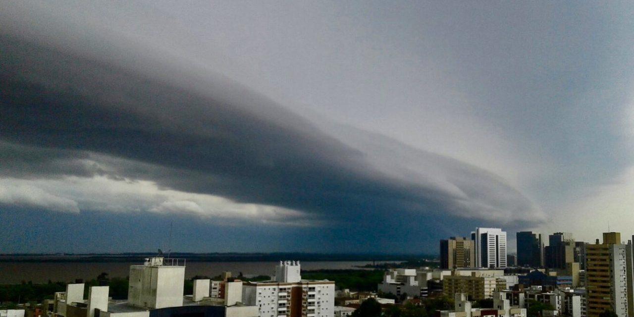 **ALERTA** Rio Grande do Sul tem mais chuva forte e temporais hoje