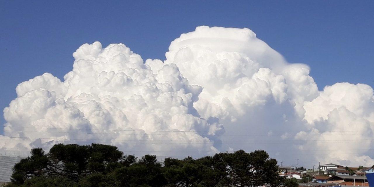 Regime de chuva do verão começa a se instalar no Brasil