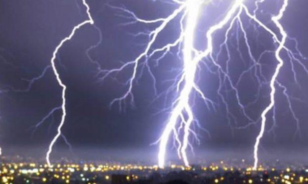 **ALERTA** Temporais fortes a severos no Sul do Brasil