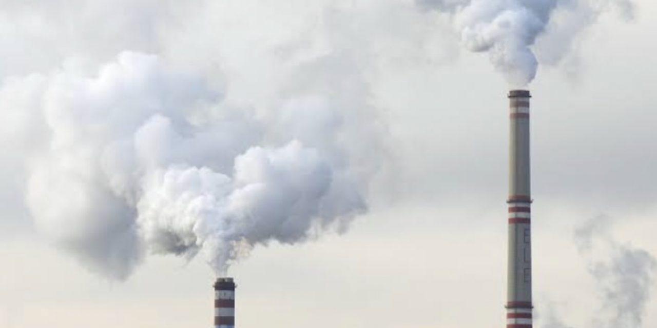 Concentração de gases do efeito estufa cresce em nível alarmante