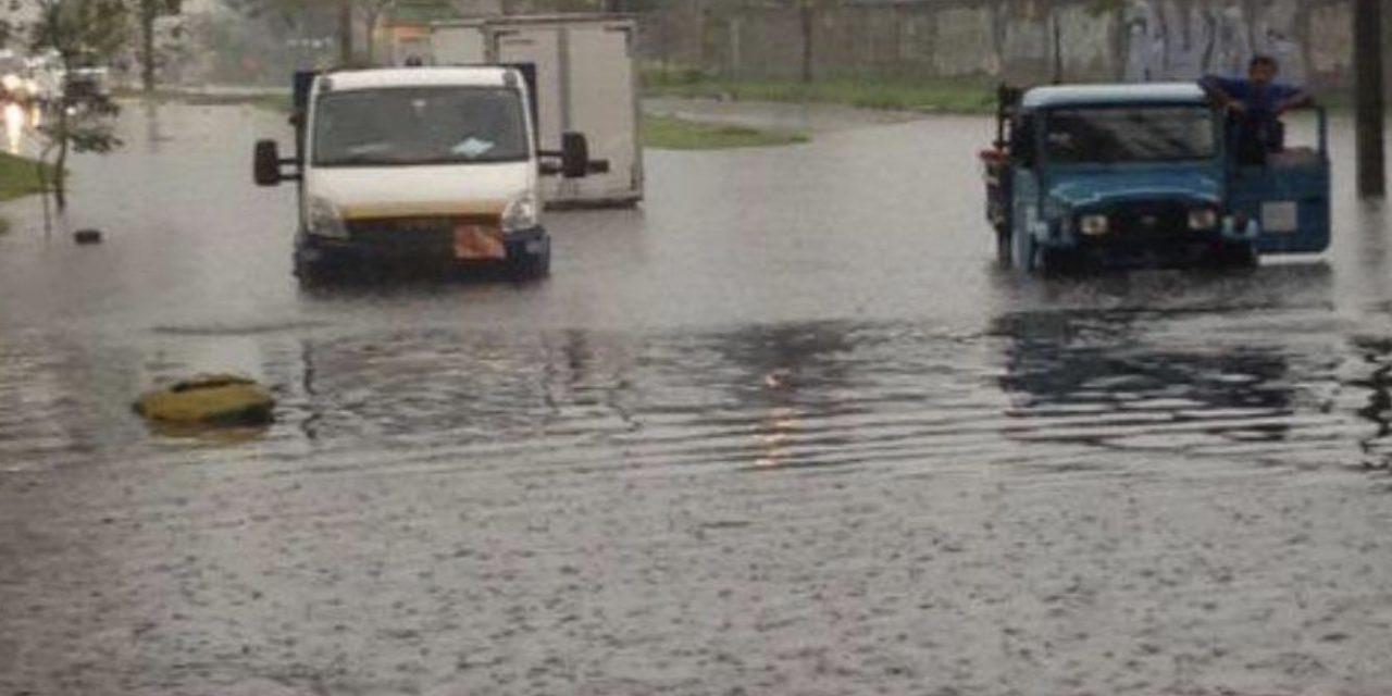 **ATENÇÃO** Episódio de chuva excessiva no Sul do Brasil