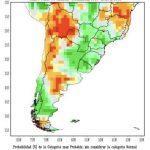 Chuva acima da média histórica no Sul do Brasil