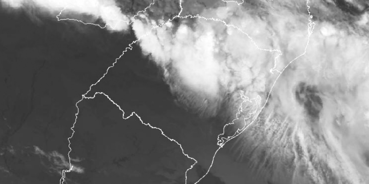 Tempo melhora em parte do Rio Grande do Sul hoje