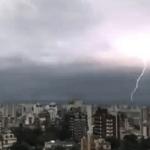 Um morto e 14 feridos na queda de um raio em Gravataí