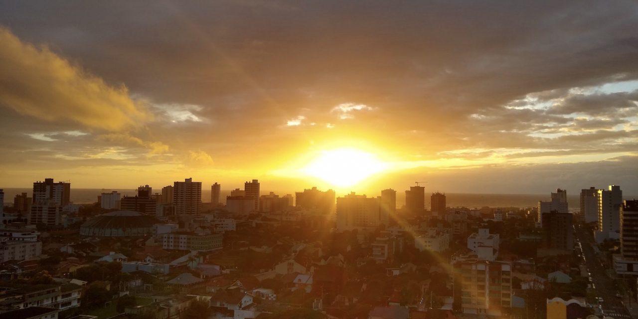 Sol predomina no Rio Grande do Sul nesta terça-feira