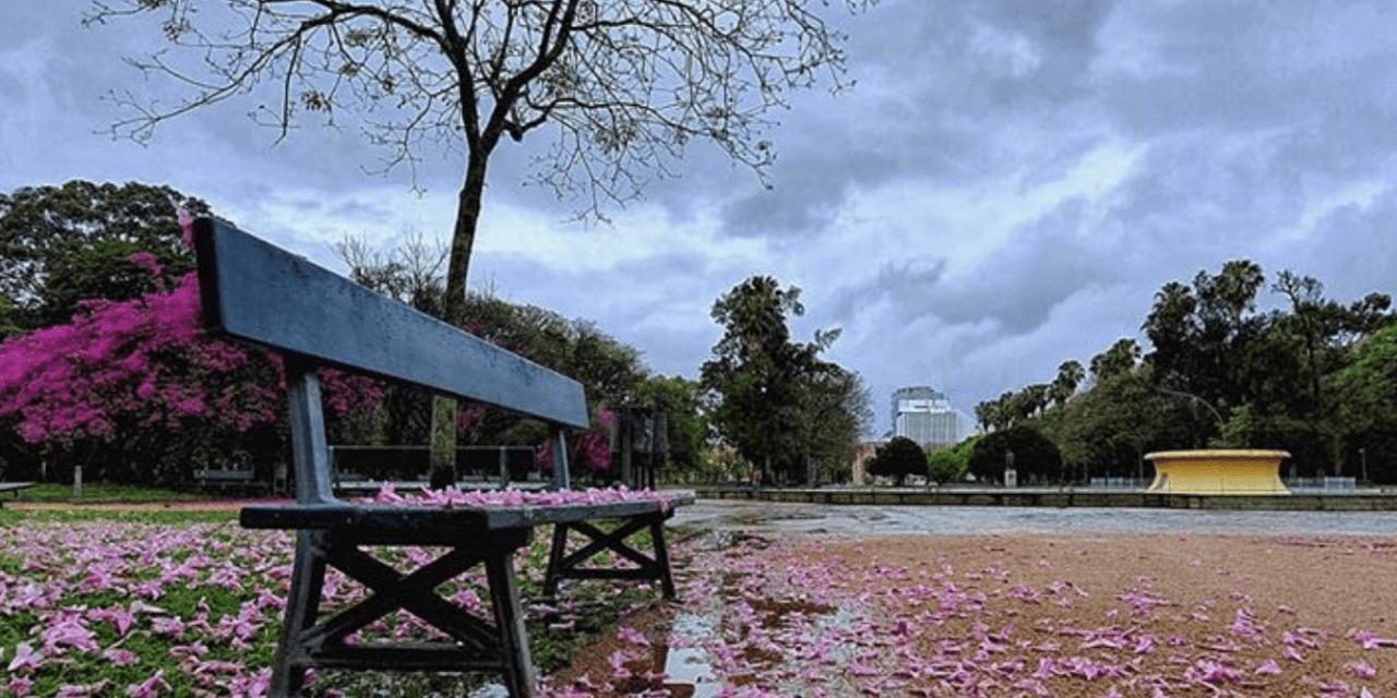 Outubro com chuva acima a muito acima da média histórica