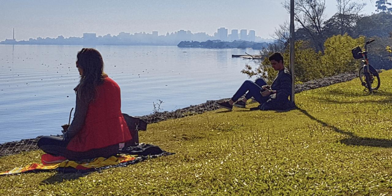 **HISTÓRICO** Porto Alegre tem dia de outubro mais quente da história