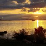 Sexta-feira de sol e nuvens no Rio Grande do Sul