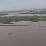 Semana começa com cheias e enchentes no Rio Grande do Sul