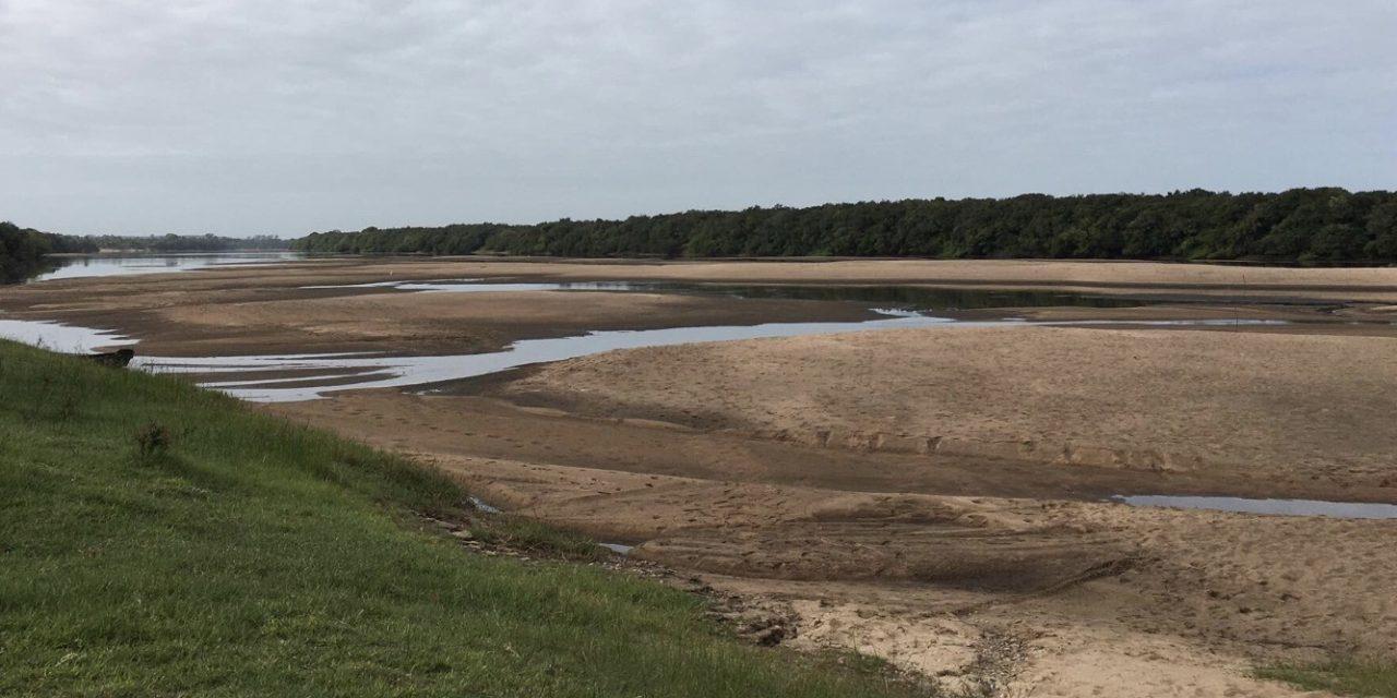 Forte onda de calor agravará a estiagem no Rio Grande do Sul