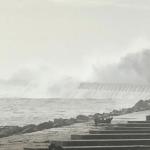 Ciclone monstro no Atlântico Norte atingirá a Europa Ocidental