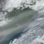 Pluma de fumaça australiana mais densa até agora cobre o Cone Sul