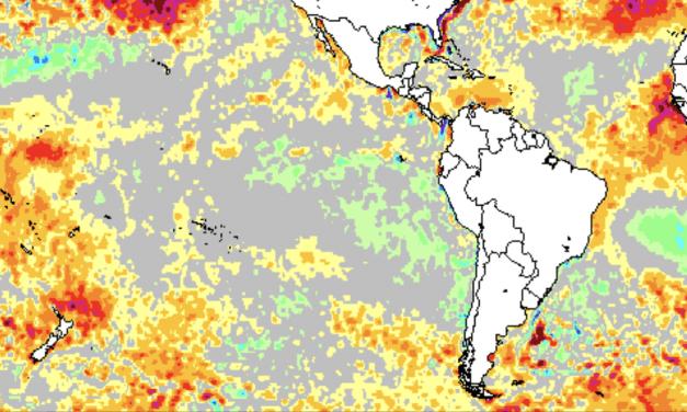 Boletim do Oceano Pacífico