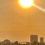Três dias em que o calor castigará