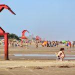 Período excelente para os veranistas das praias gaúchas