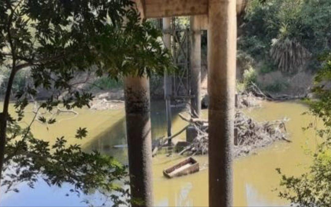 Chuva trará melhora temporária e insuficiente no nível do Rio dos Sinos