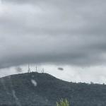 Tempestade subtropical Kurumí traz chuva no Leste do Sul do Brasil