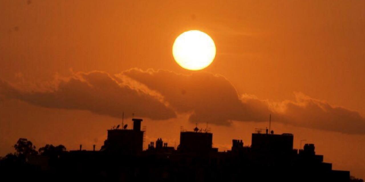 Sexta-feira de sol e nuvens começa com frio fora de época no Estado