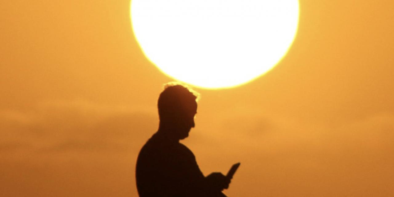 Calor ganha força nesta quarta e tempo seco ainda predomina