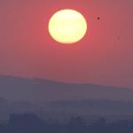Dias muito quentes são comuns na climatologia de dezembro