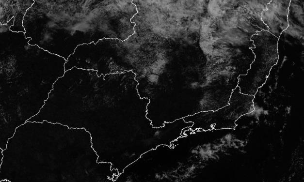Ar seco traz temperatura abaixo de zero no Sudeste do Brasil