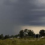 Estiagem – Chuva será irregular, mas atinge mais cidades hoje