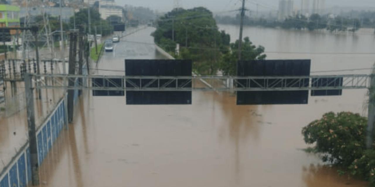 Por que os extremos de chuva estão aumentando nas grandes cidades?