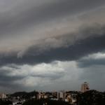 **ALERTA** Domingo de temporais no Rio Grande do Sul