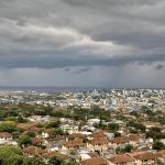 Estiagem – Chuva foi benéfica ontem em diversos municípios