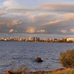 Quarta-feira de sol, nuvens e chuva isolada no Rio Grande do Sul