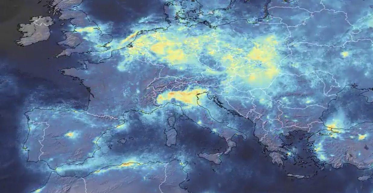 Coronavírus – Índices de poluição despencam ao redor do mundo