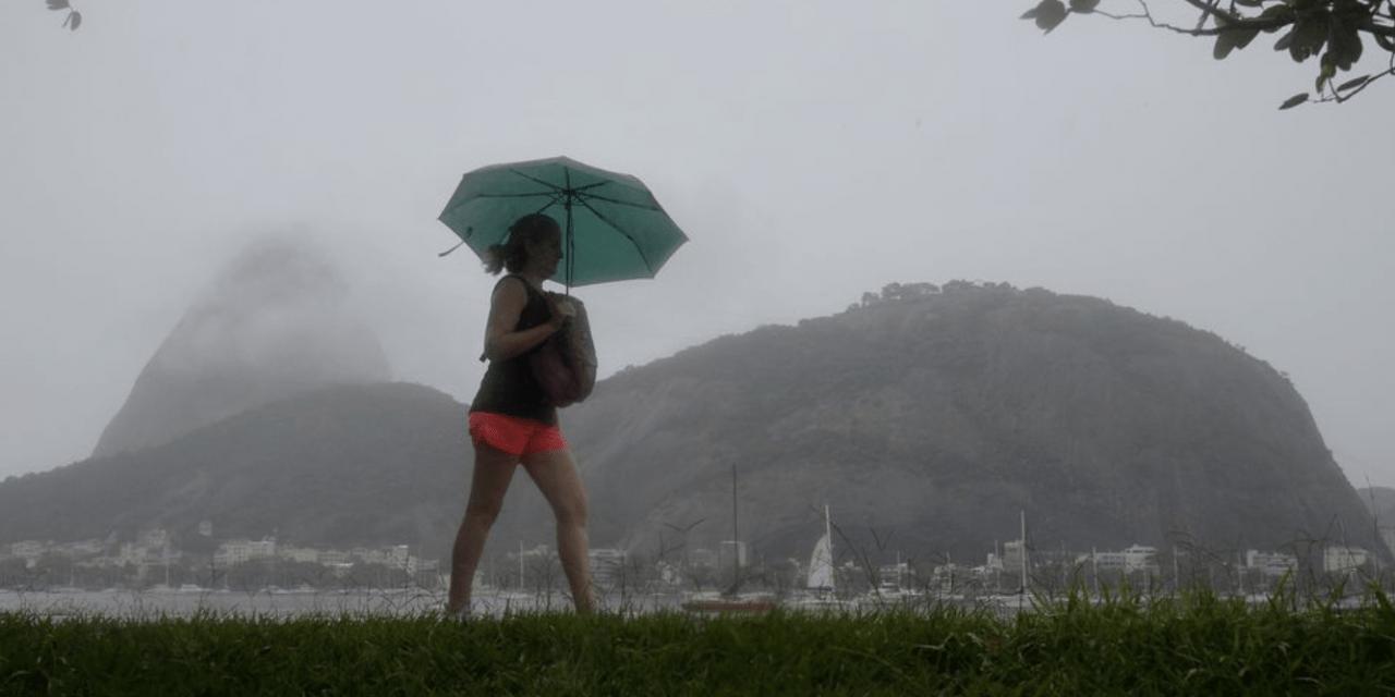 Chuva escassa no Rio Grande do Sul e excessiva no Sudeste do Brasil