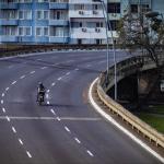 Poluição cai em Porto Alegre com menos gente nas ruas devido ao vírus