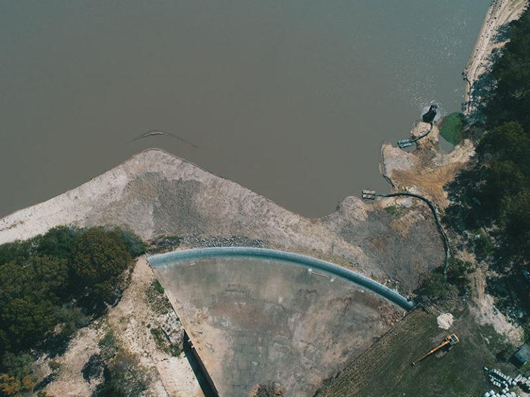 Situação cada vez mais crítica em Pelotas devido à seca