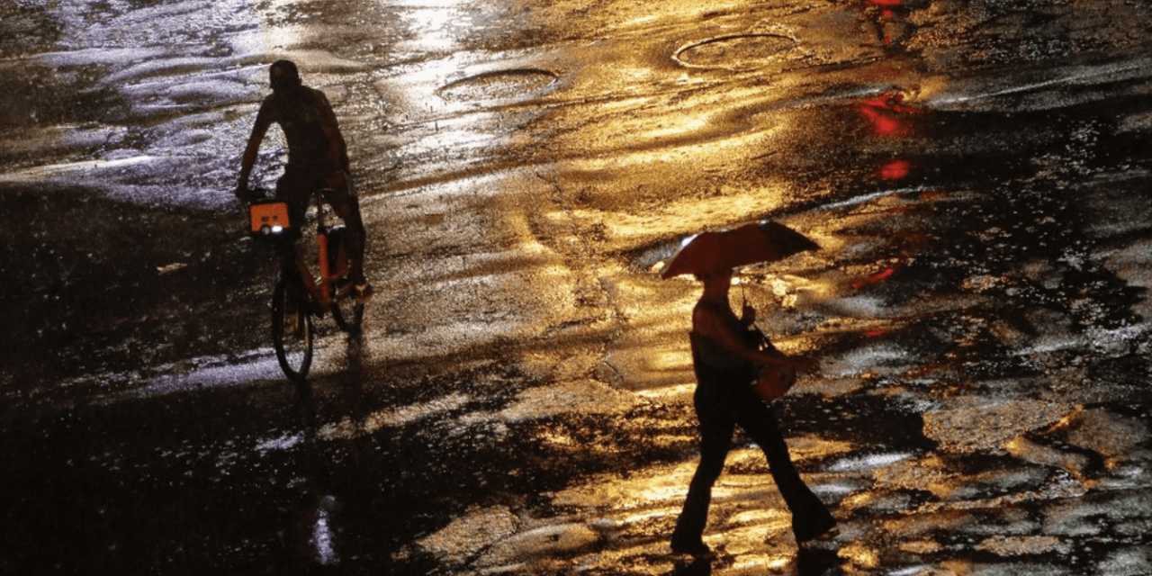 Chuva forte segue castigando a região Sudeste do Brasil