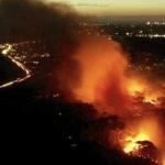 Incêndios voltam a castigar o Uruguai sob onda de calor