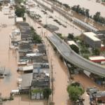 Caos em São Paulo – Rio Pinheiros atinge hoje nível sem precedentes