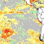 Troca de estação com Pacífico Equatorial ainda em neutralidade