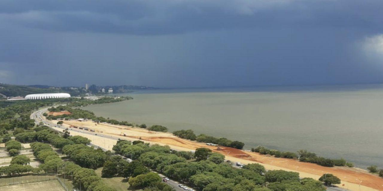 Veja o quanto pode chover em diferentes regiões gaúchas