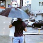 Distribuição da chuva foi muito irregular no Rio Grande do Sul