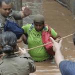 O que causou chuva tão extrema nos estados do Sudeste do Brasil
