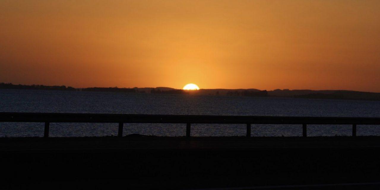 Terça-feira de sol começa mais uma vez com frio no território gaúcho