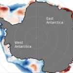 Gelo marítimo na Antártida volta ao normal após mais de três anos