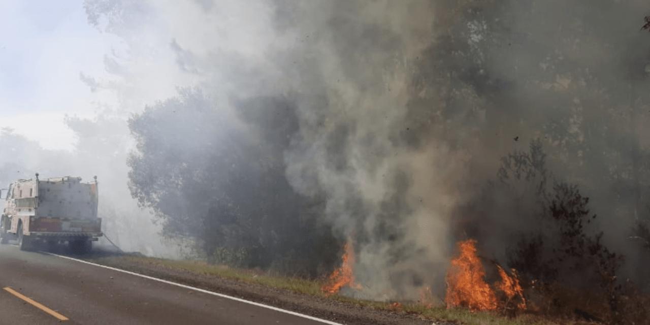 Abril pode terminar com recorde de queimadas no Rio Grande do Sul