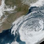 Instabilidade associada ao ciclone trará chuva no Leste gaúcho