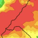MetSul traça os cenários possíveis de chuva nos próximos dias