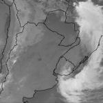 Ciclone traz vento entre hoje e amanhã no Uruguai e Rio Grande do Sul