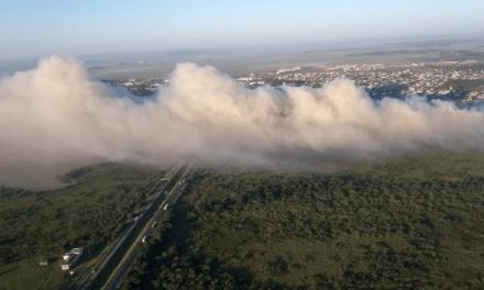 Seca prolongada traz número de queimadas sem precedentes