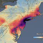 Poluição tem queda sem precedentes no Nordeste dos Estados Unidos