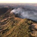 Risco crítico de incêndios no Rio Grande do Sul